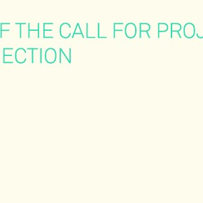CALL FOR PROJECTS 2013 | RESULTS OF THE SHARE-IT SECTION
