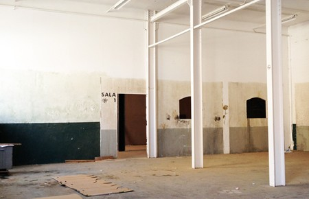 DISCOVER THE FABRA I COATS' SPACES | EME3_2013