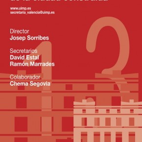 PERSPECTIVES AND OPORTUNITIES OF THE BUILD CITY / SEMINAR AULA CIUTAT + UIMP