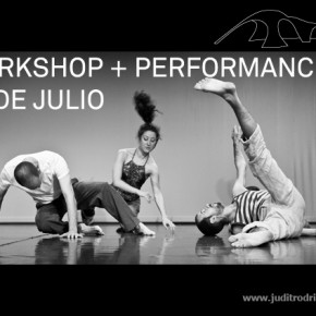 IMPRO SALAD [workshop + performance] | HELENA PELISSE | 20 DE JULIO