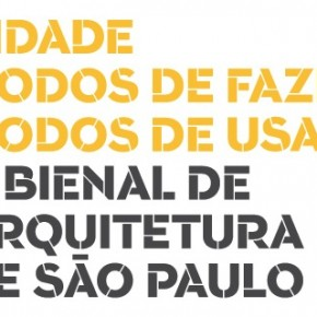 EME3 IS PARTICIPATING TO THE ARCHITECTURE BIENAL OF SAO PAOLO